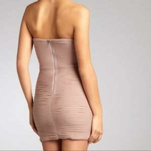 BCBGMaxaria | 4 | Malinda Mini Strapless Dress